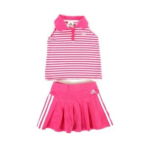 ADIDAS TENNIS MATCHING SET, GIRL'S SIZE 3T